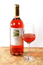 white and blush wines