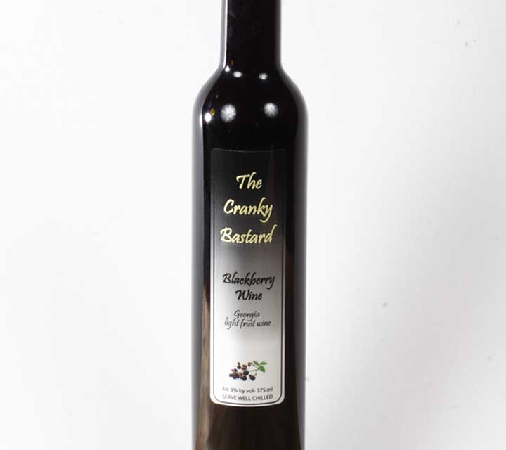 the cranky bastard wine