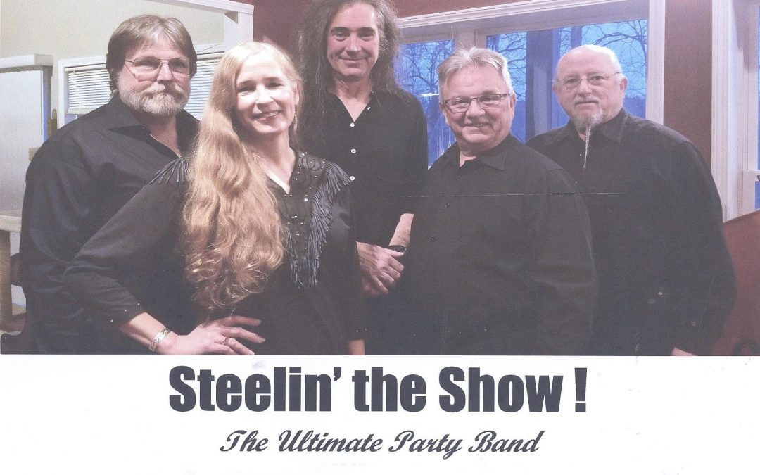 Steelin' the Show –  Sat. August 31st