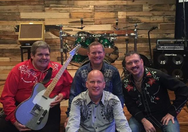 country river band boutier winery