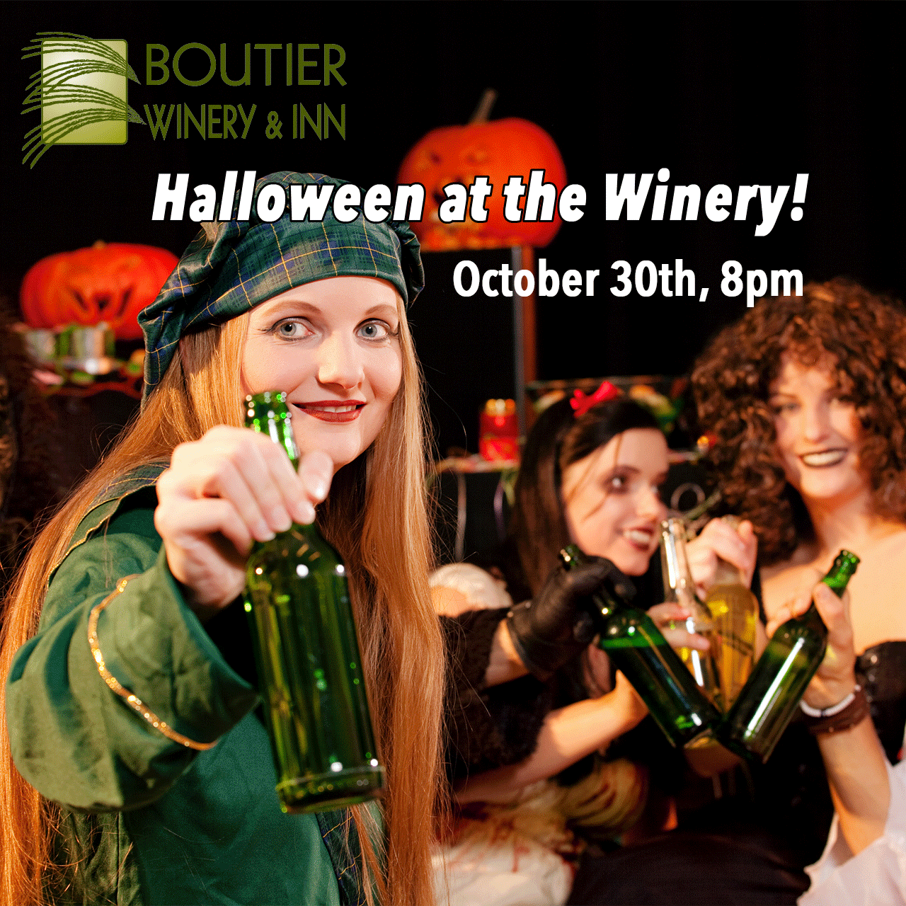 halloween party winery