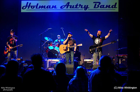 The Holman Autry Band – Saturday, May 11th