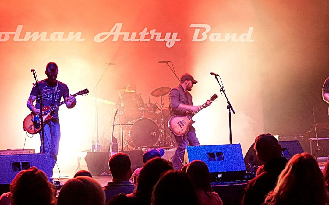 The New Holman Autry Band – Saturday, Mar. 28