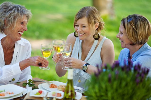 ladies night at boutier winery