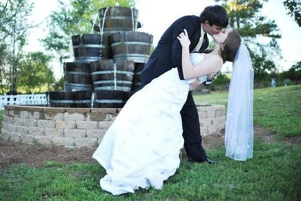 wedding at boutier winery